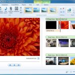 Program facut filmulete – Windows Live Movie Maker