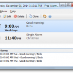 Alarma PC – Free Alarm Clock