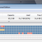 Viteza HDD PC - Defraggler