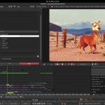Program editat filmulețe - Blender